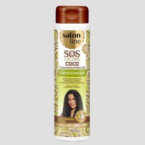 Condicionador SOS Cachos Coco